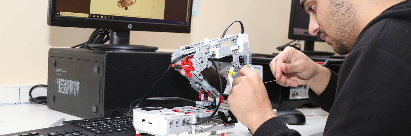 robotics - maths department