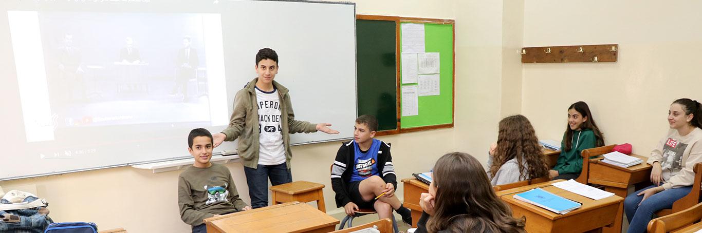 Intermediate class
