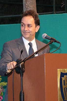 Governor Ziad Baroud