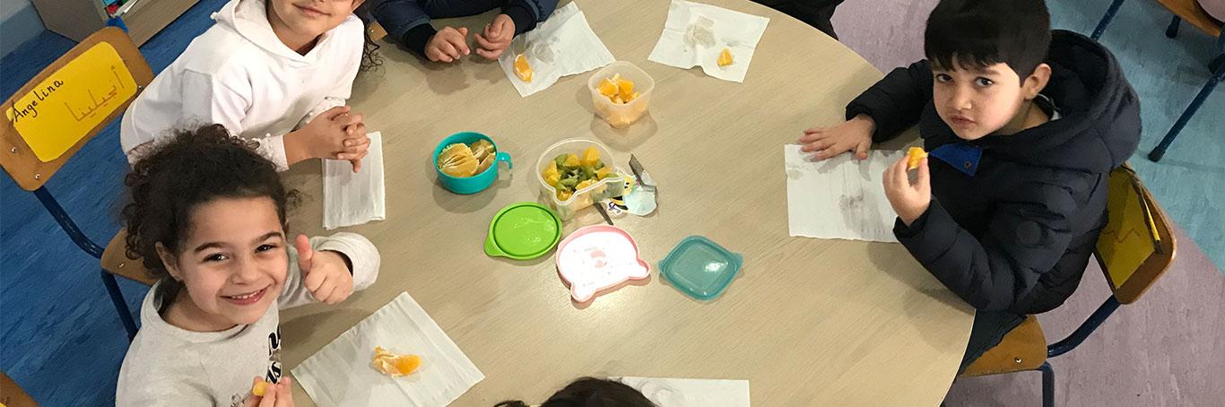 Fruity Fridays Vitamin C Infants Fri 31 Jan