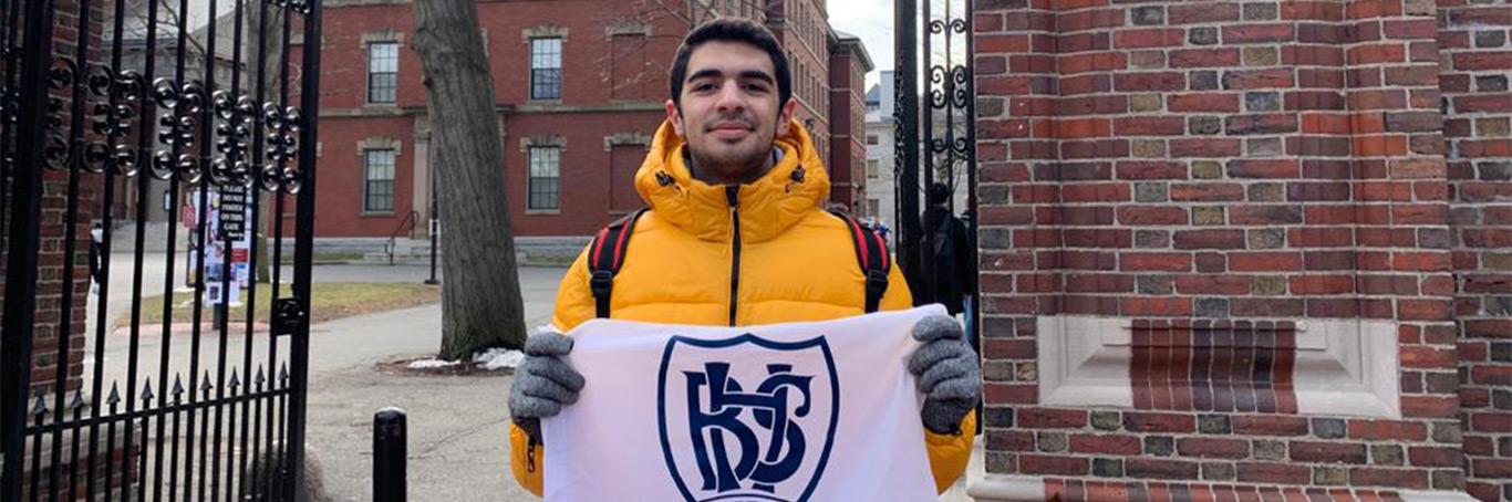 Jad at the Harvard MUN