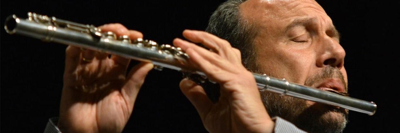 Wissam Boustany Flute Music Performance